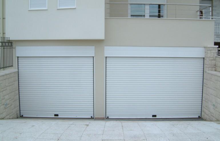 Portoni avvolgibili archivi automazione veneta - Proteggere basculante garage ...